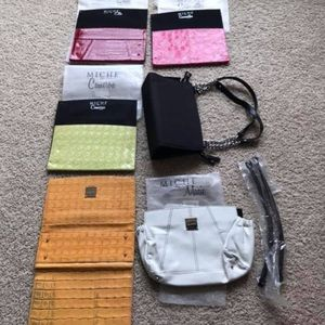 Miche purses with covers and purse body